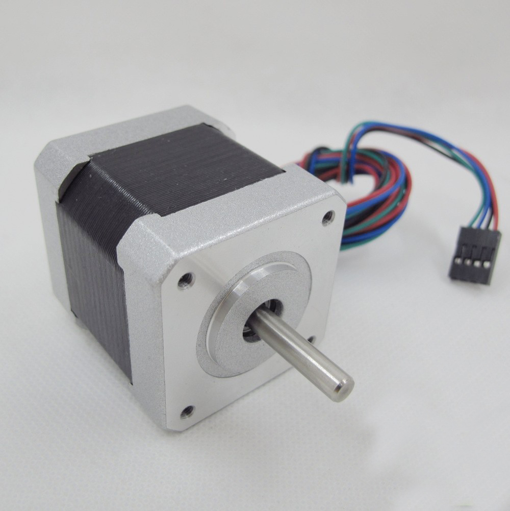 3D printer 42 two-phase four-wire stepper motor 1.8 ° RepRap ...
