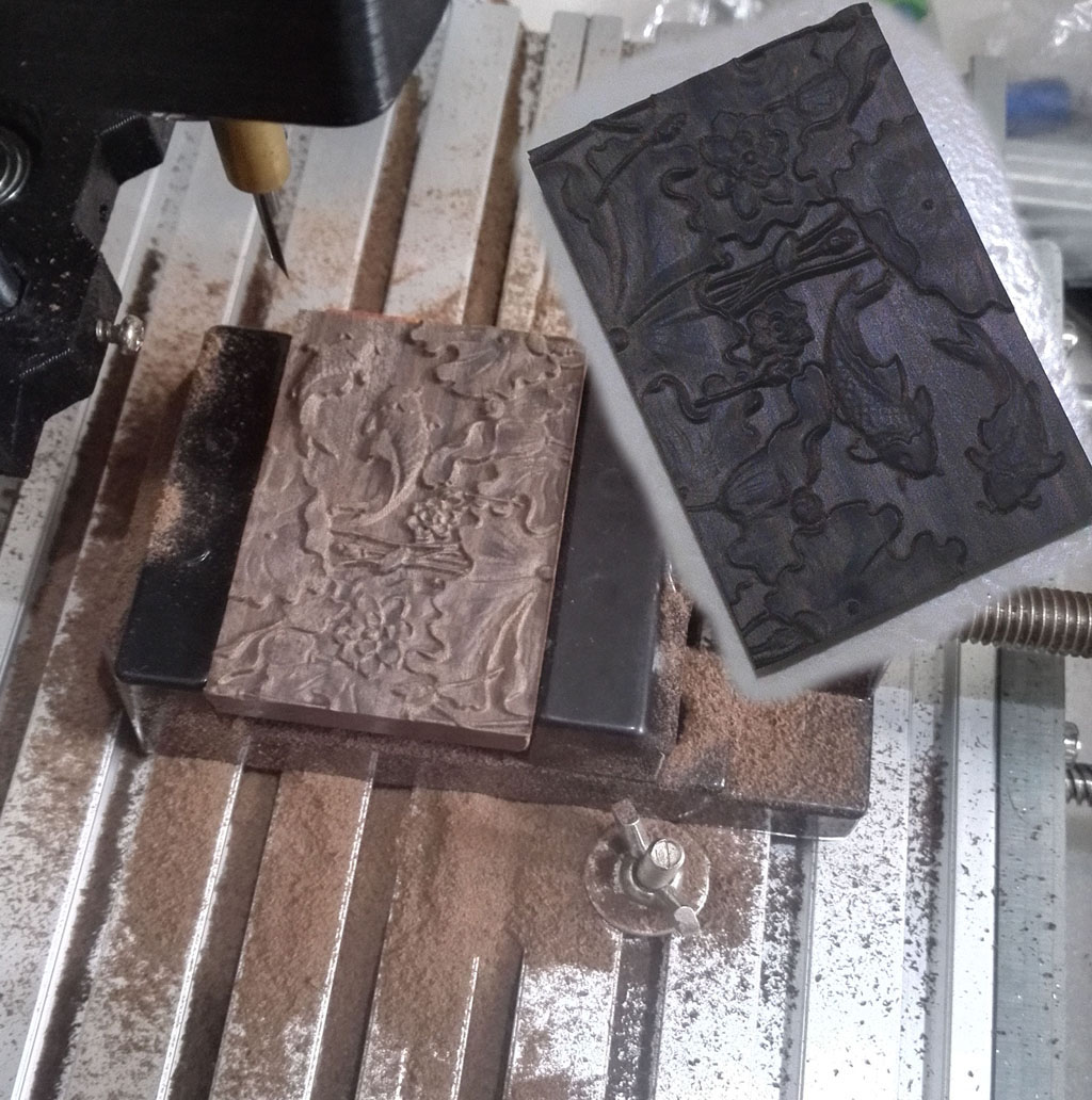 Cnc laser engraving machine diy kit can be carved offline 3dpmav cnc laser engraving machine diy kit can be carved offline solutioingenieria Image collections