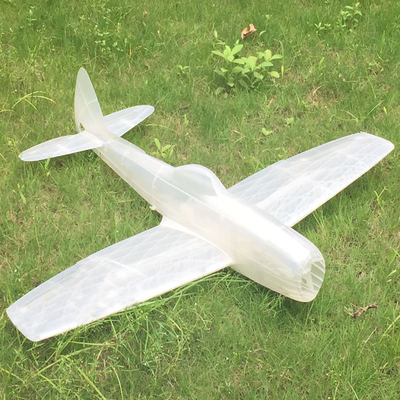 3D printed RC Model 3DLabPrint P47 N-15 THUNDERBOLT rc plane