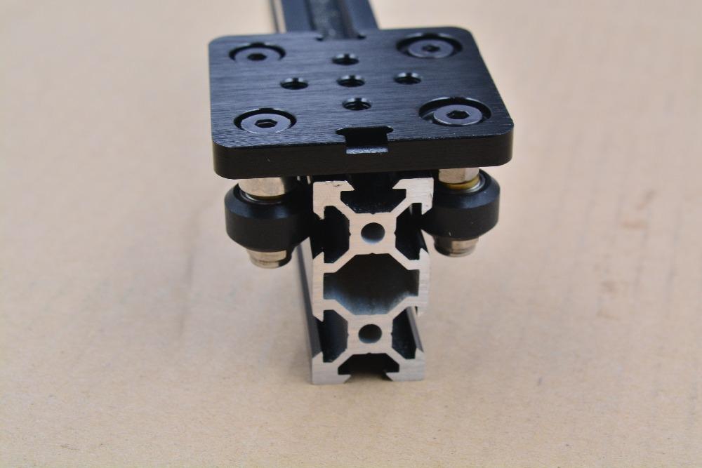 (free shipping)Openbuilds V gantry plat set special slide plate for  aluminum profiles V-slot mini five roulette kit